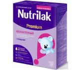 Nutrilak Premium сухая молочная смесь безлактозный, с рождения, 350гр (18141)