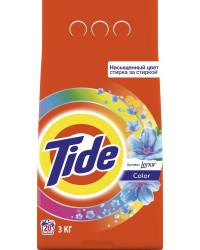Tide Lenor Color стиральный порошок автомат, для цветного белья, 3кг (71342)