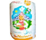 Paper Company Nature бумажные полотенца, 1 рулон, 2 слоя, 300 отрывов в рулоне (40182)