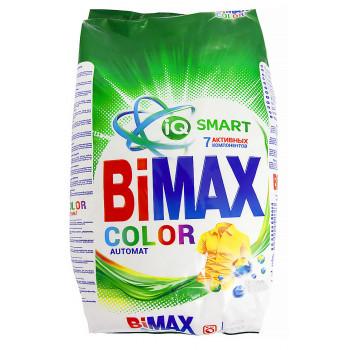 BiMax Сolor стиральный порошок автомат, для цветного белья, 6кг (14750)