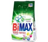 BiMax 100 пятен стиральный порошок автомат, для белого белья, 6кг (14767)