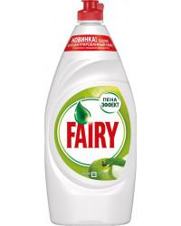 Fairy моющее средство для посуды, Зеленое Яблоко, 900мл (92066)