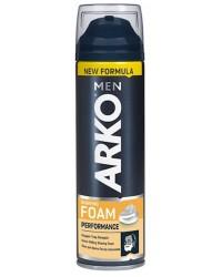 Arko Men пена для бритья, Performance, 200мл (47642)