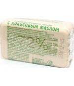 Весна хозяйственное мыло Кокосовым маслом, 140гр (10449)