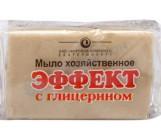 Эффект хозяйственное мыло 78%, 300гр (00485)