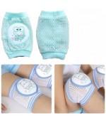 Наколенники для безопасности малышей, синие, 1шт (80010)