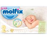 Molfix Mini #2 подгузники, 3-6 кг, 40шт (03828)