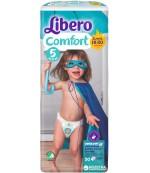 Libero comfort #5 подгузники, 10-14 кг, 50шт (89962)