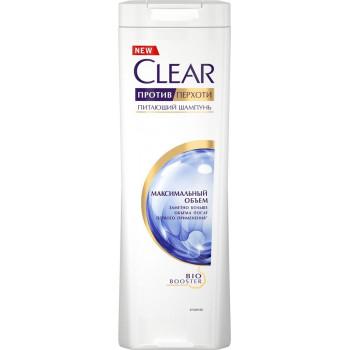 Clear шампунь, Максимальный объем, 400мл (65867)
