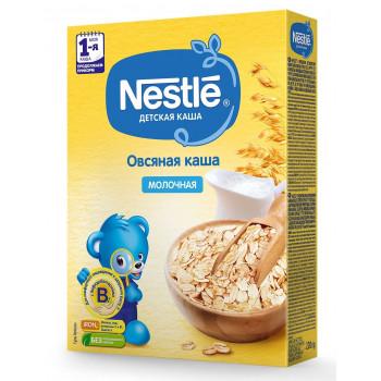 Nestle овсяная каша, с молоком, с 5 месяцев, 200гр (40162)