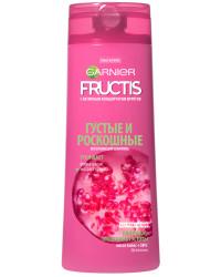 Fructis шампунь Густые и Роскошные, для волос лишенных густоты, 400мл (34841)