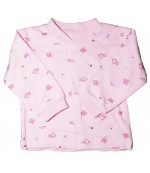 Аистёнок кофточка для ребенка, розовый, 3-9 месяцев, 1шт (07860)