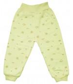 Аистёнок штанишки для ребенка, бежевый, 6-9 месяцев, 1шт (07945)