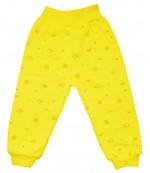 Аистёнок штанишки для ребенка, желтый, 6-9 месяцев, 1шт (09253)