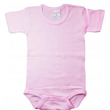 Kilic Bebe боди  для ребенка, розовый, 3-6 месяцев, 1шт (07778)