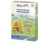 Fleur Alpine печенье детское францзуское, 8 месяцев, 150гр (40878)