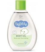 Bebble детское масло для тела, чистая формула, 150мл (00897)