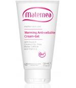 Maternea крем-гель разогревающий, антицеллюлитный, 150мл (03126)