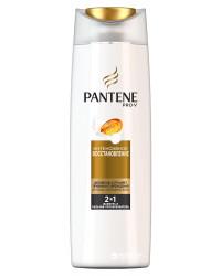 Pantene Pro-V шампунь для волос 3в1, бальзам-ополаскиватель, интенсивное восстановление, 400мл (73404)