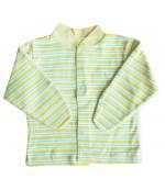 Kilic Bebe 2в1 кофточка детская с царапками, желтая, 3-6 месяцев, 1 шт (09055)