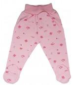 Аистёнок ползунки для ребенка, розовый, 0-3 месяцев, 1шт (07907)
