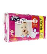 Helen Harper Mini #3 подгузники детские, 4-9кг, 70шт (29717)