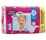 Helen Harper Maxi #4 подгузники детские, 7-14кг, 62шт (29731)