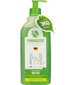 Synergetic жидкое мыло, биоразлагаемое для всей семьи, 500мл (38976)