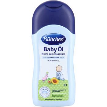 Bubchen масло для младенцев, с маслом карите и подсолнечника, 200мл (81720)