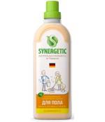 Synergetic средство для мытья пола дезинфицирующее, для паркета и ламината, 1000мл (38853)