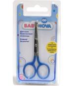 Baby Nova ножницы детские безопасные, 1шт (33337) 33376