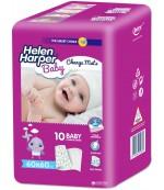 Helen Harper  пеленки одноразовые, для детей, врослых и лежачих больных, 60X60см, 10шт (12863)