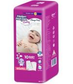 Helen Harper  пеленки одноразовые, для детей, врослых и лежачих больных, 60X90см, 10шт (14522)