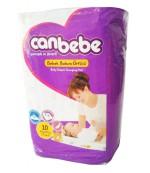 Canbebe одноразовые пеленки для детей, 60X60см, 10шт (00180)