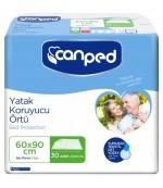 Canped пеленки для взрослых, одноразовые, 60-90см, 30шт (10264)