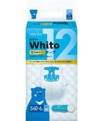Whito подгузники ночные на 12 часов, S, #2, 4-8 кг, 60шт (37702)