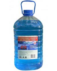 Незамерзайка, незамерзающая жидкость для стеклоомывателя, -20с, 5 литров (80019)