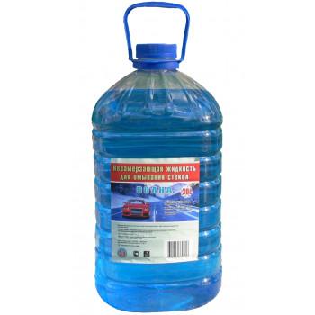Незамерзайка, незамерзающая жидкость для стеклоомывателя, -35с, 5 литров (80019)