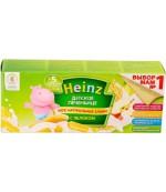 Heinz детское печенье, с яблоком, с 5 месяцев, 160гр (97922)