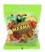 Маяма жевательный мармелад с начинкой, со вкусом ананаса, яблока, клубники, 70гр (07307)
