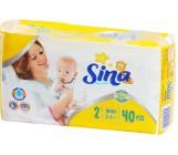 Sina Mini #2 подгузники, 3-6кг, 36шт (90514)