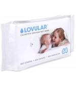 Lovular Hot Wind влажные салфетки для детей, нежные, без спирта, без запаха, без липкости, 64шт (90175)
