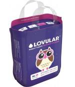 Lovular #5 XL ночные трусики-подгузники, 12-17кг, 18шт (90540)