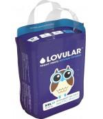 Lovular #6 XXL ночные трусики-подгузники, 15-25кг, 17шт (90557)