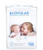 Lovular Hot Wind #3 M подгузники нежные, 5-10кг, 64шт (90106)