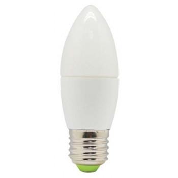 Greengo светодиодная лампа C37 Candle, 7 ватт, гарантия 1 год, 1шт (11048)