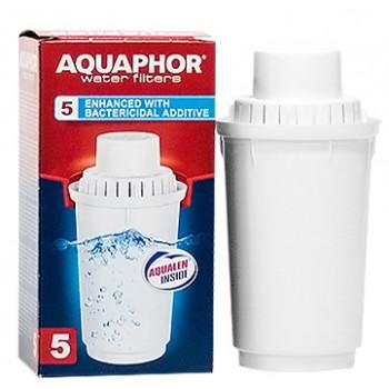 Аквафор В100-5 сменный модуль для фильтра воды, 300л, 1шт (10090)
