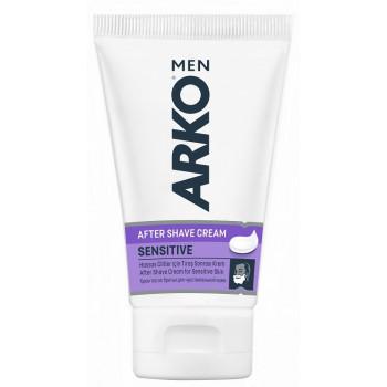 Arko Men крем после бритья, Sensitive, для чувствительной кожи, 50мл (18205)