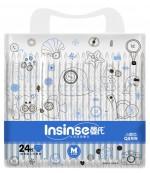 Insinse Q5 подгузники #3 M, 6-9кг, 24шт (01770)