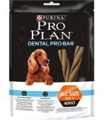Pro Plan Dental Pro-Bar сухой неполнорационный корм снеки для взрослых собак, лакомство для поддержания здоровья полости рта, в упаковке 5шт, 150гр (46442)